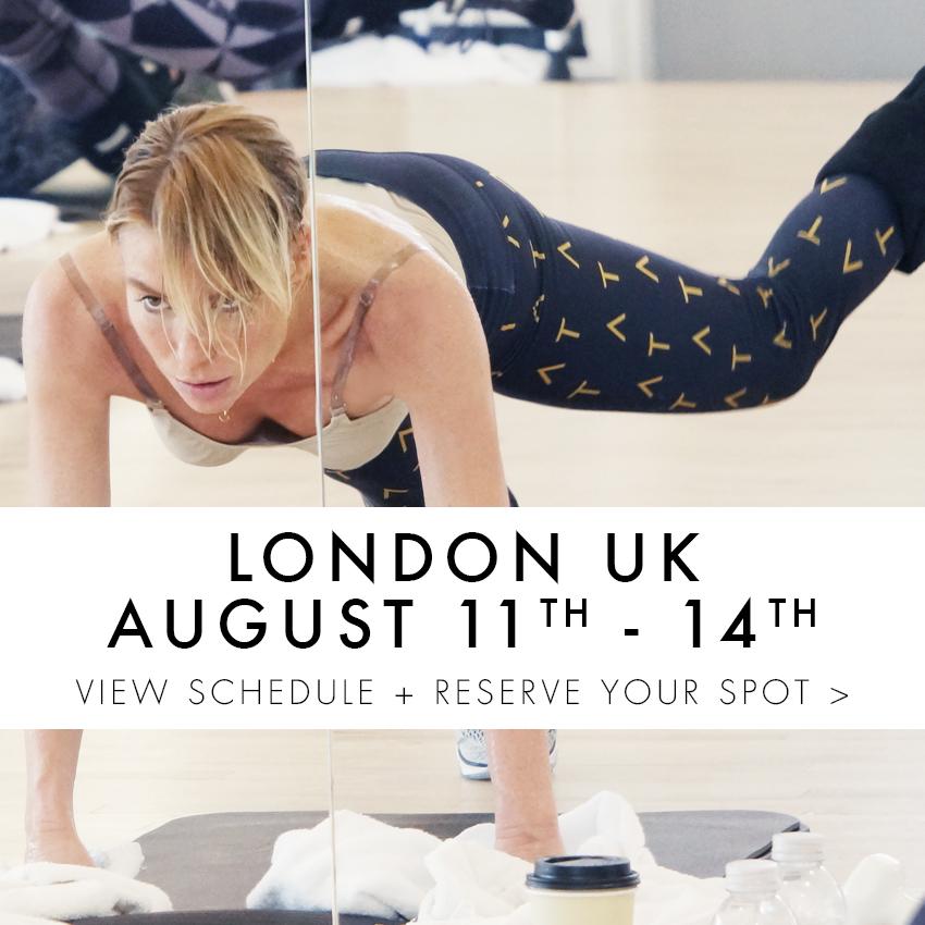 TA Tracy Anderson ViTAlity Weeks 2017- Shop Thumbs london1