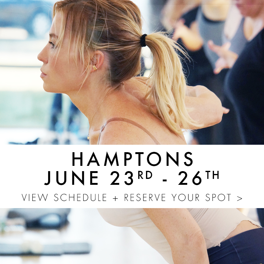 TA Tracy Anderson ViTAlity hamptons Weeks 2017- Shop Thumbs