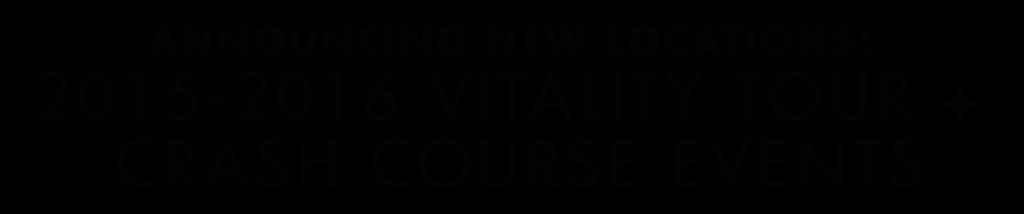 vitalityandcrashcourse