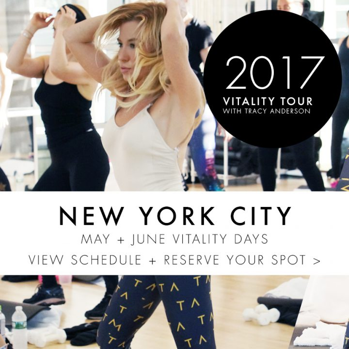 TA Tracy Anderson ViTAlity Weeks 2017- Shop Thumbs-NYC