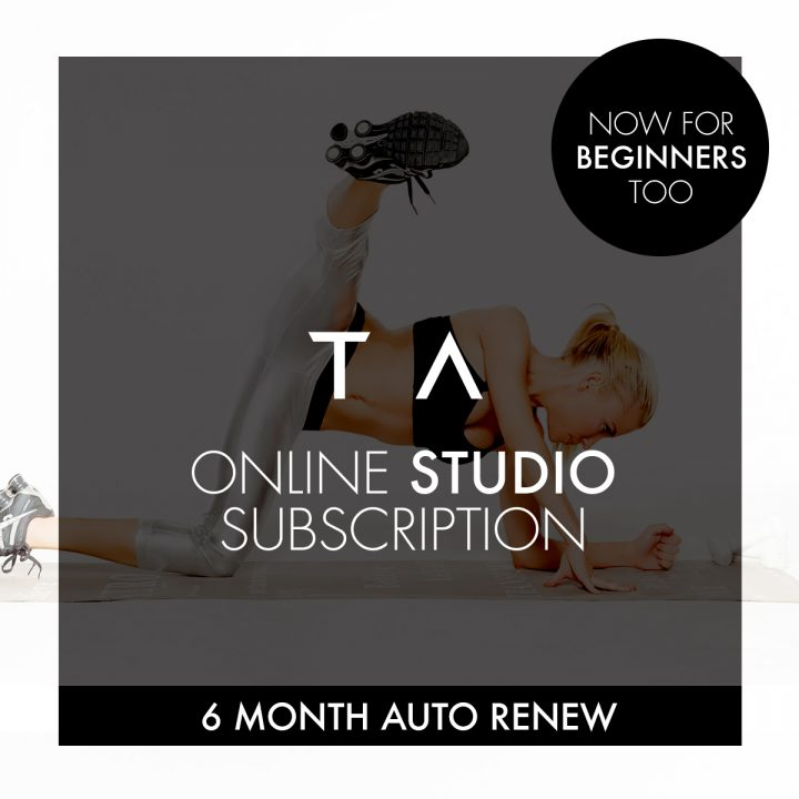 TA Tracy Anderson Online Studio 6 Month