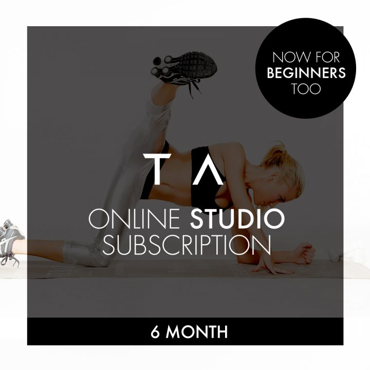 TA Tracy Anderson Online Studio 6 Month flat