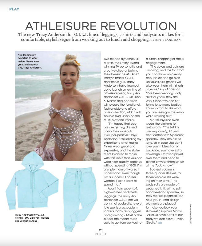 af016f2b3 published magazine Archives - Page 2 of 4 - Tracy Anderson