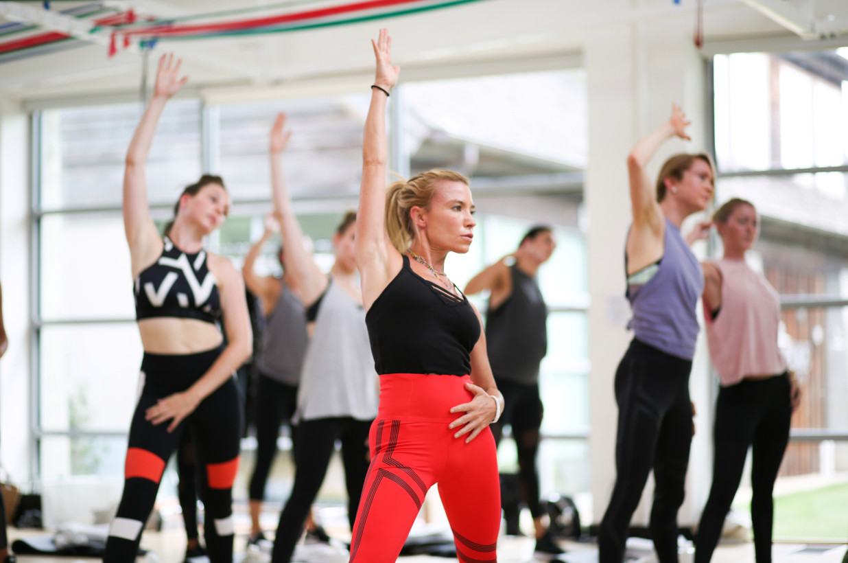 Tracy Anderson says eat what you want on vacation — after your workout 59746b6a2