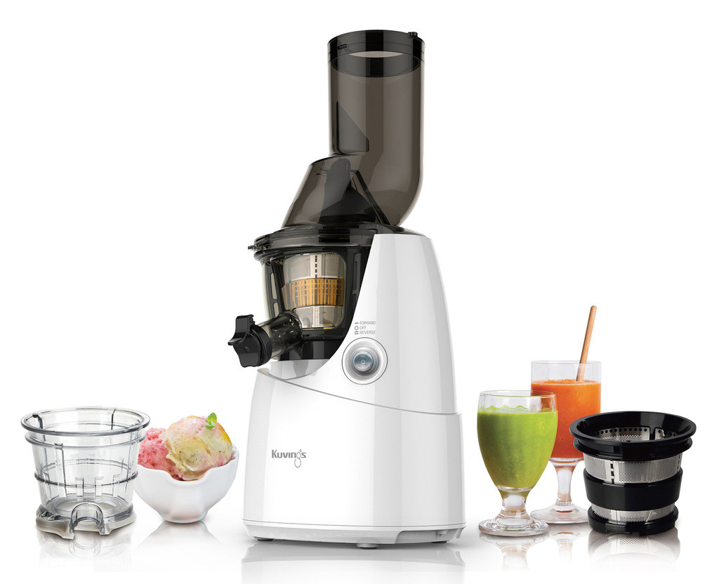 Kuvings Gentle Slow Juicer Review : Tracy s Holiday Gift Guide - Tracy Anderson