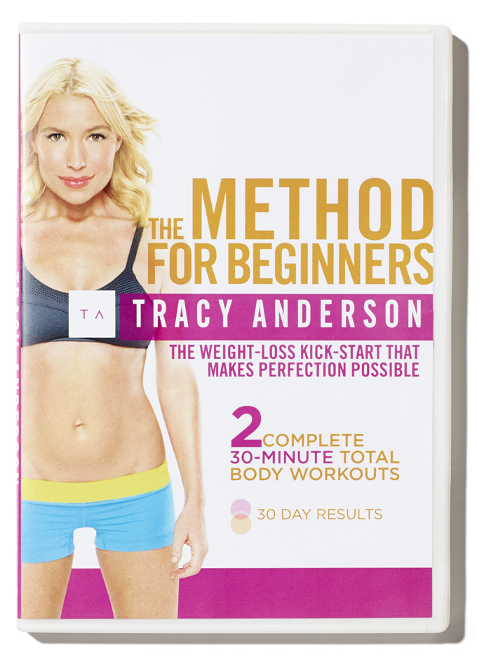 Method For Beginners Tracy Anderson