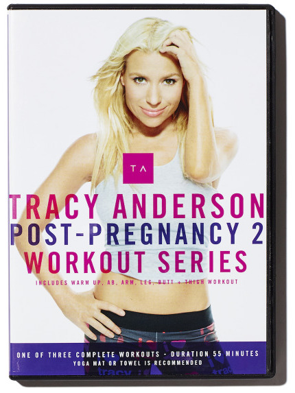 Post Pregnancy Ii Tracy Anderson Products Online Workouts