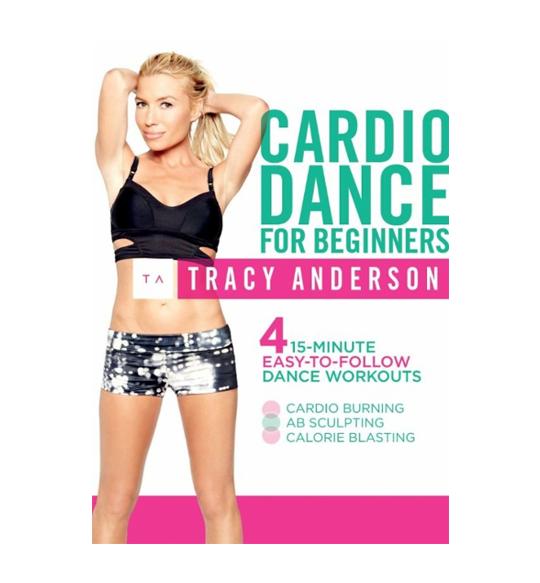 CARDIO DANCE FOR BEGINNERS