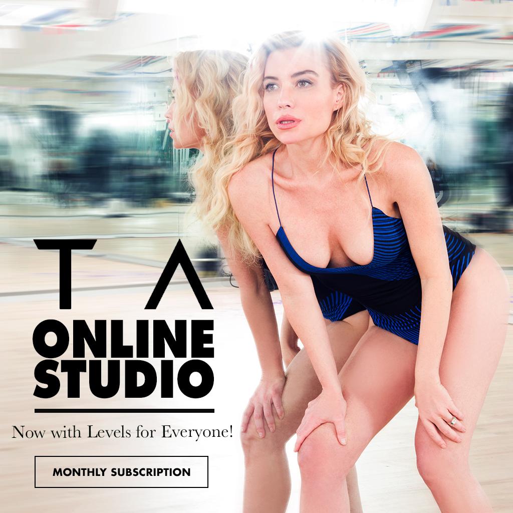 Tracy anderson Nude Photos 1